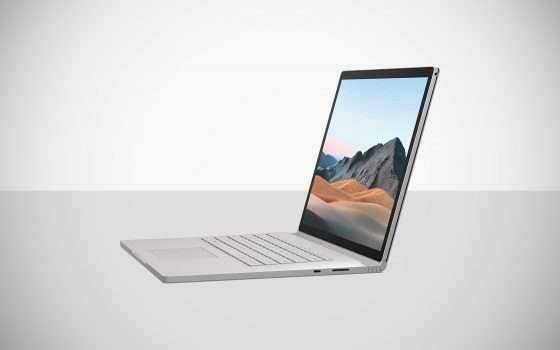 Surface Book 3 da 13,5 pollici, sconto del 30%