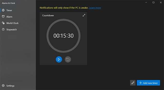 La nuova interfaccia di Windows 10