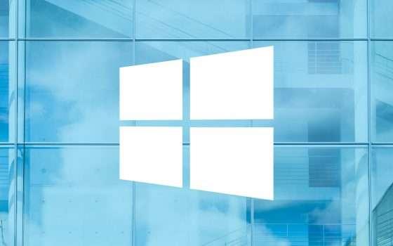 Windows 10 suggerirà i servizi da utilizzare