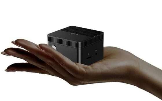 Mini PC: uno dei più piccoli al mondo a un prezzo altrettanto ridotto