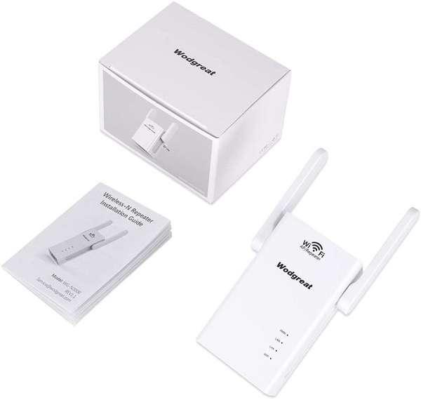 Ripetitore Wi-Fi Wodgreat - 1