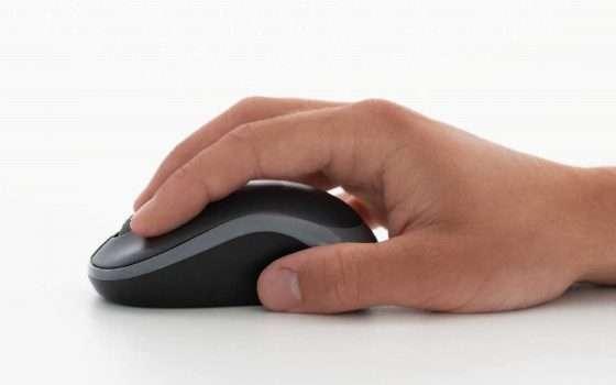 Mouse Logitech M185: solo 9,99€ per uno dei mouse più apprezzati!