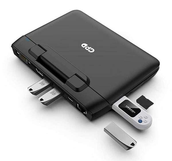 GPD Micro Laptop Tascabile - 1