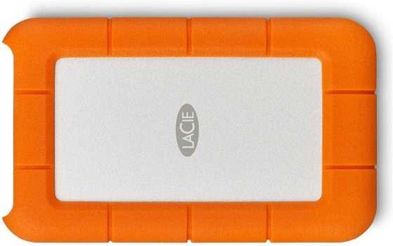 HDD esterno LaCie Rugged USB-C: tanti tagli di memoria in offerta!