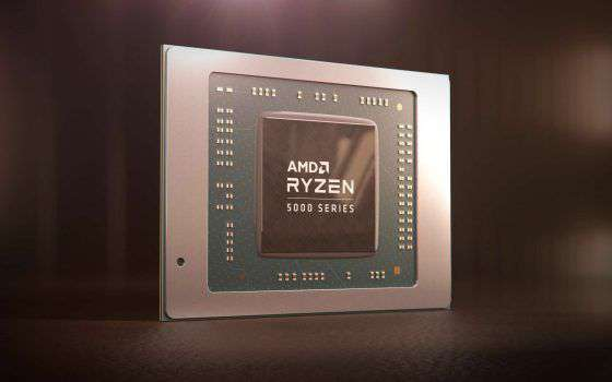 CES 2021: AMD annuncia i Ryzen 5000 Mobile