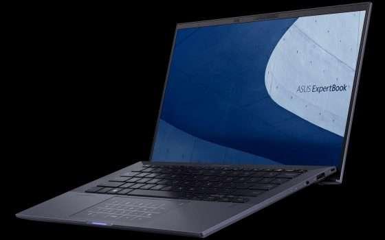 CES 2021: ASUS ExpertBook e Chromebook per professionisti