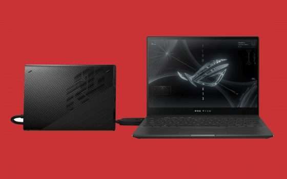 CES 2021: ASUS ROG annuncia tre gaming laptop
