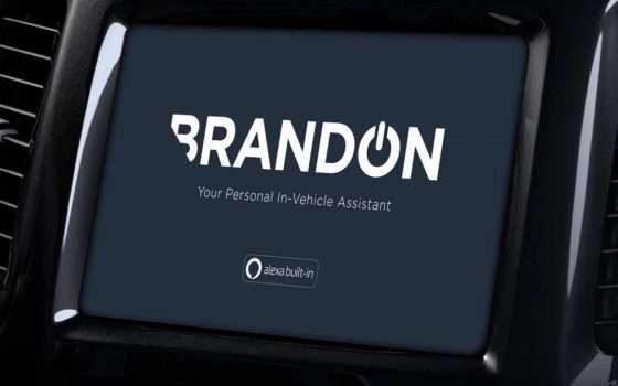 Alexa Custom Assistant nelle automobili di FCA