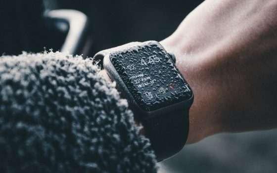 Covid-19 diagnosticata da Apple Watch? Si, è possibile