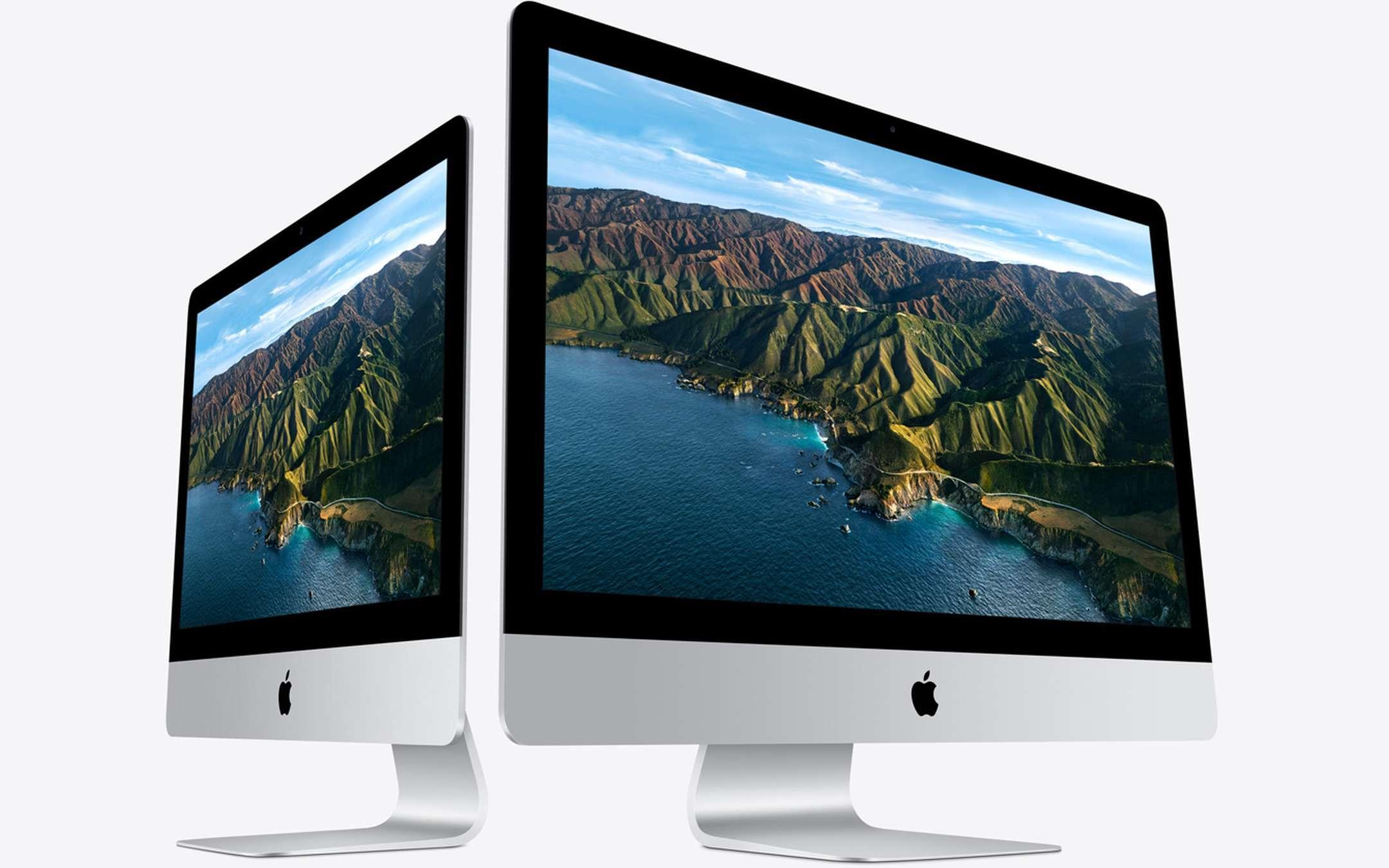 Apple iMac 2021, nuovo design e processore ARM