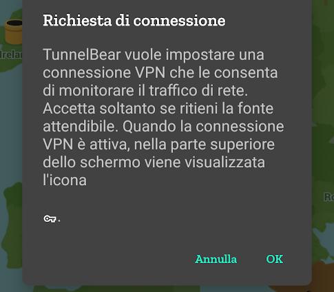Configurare VPN Android