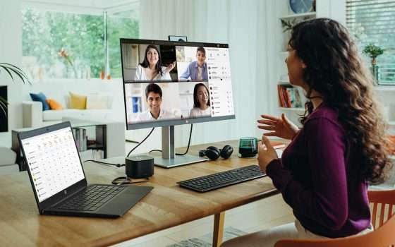 HP annuncia cinque Chromebook per studenti