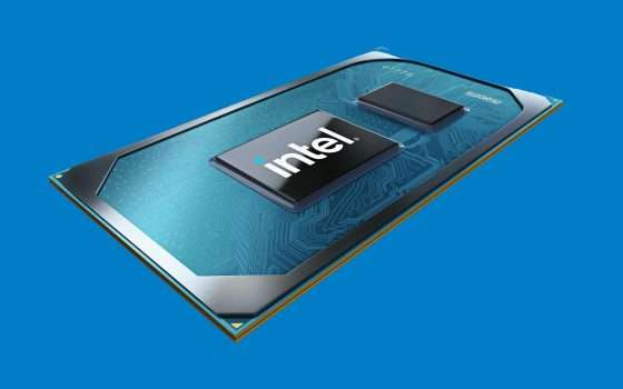 CES 2021: Intel Tiger Lake-H per gaming laptop