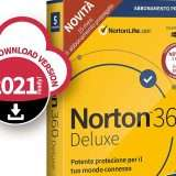 Norton 360 Deluxe 2021, sconto del 58% su Amazon