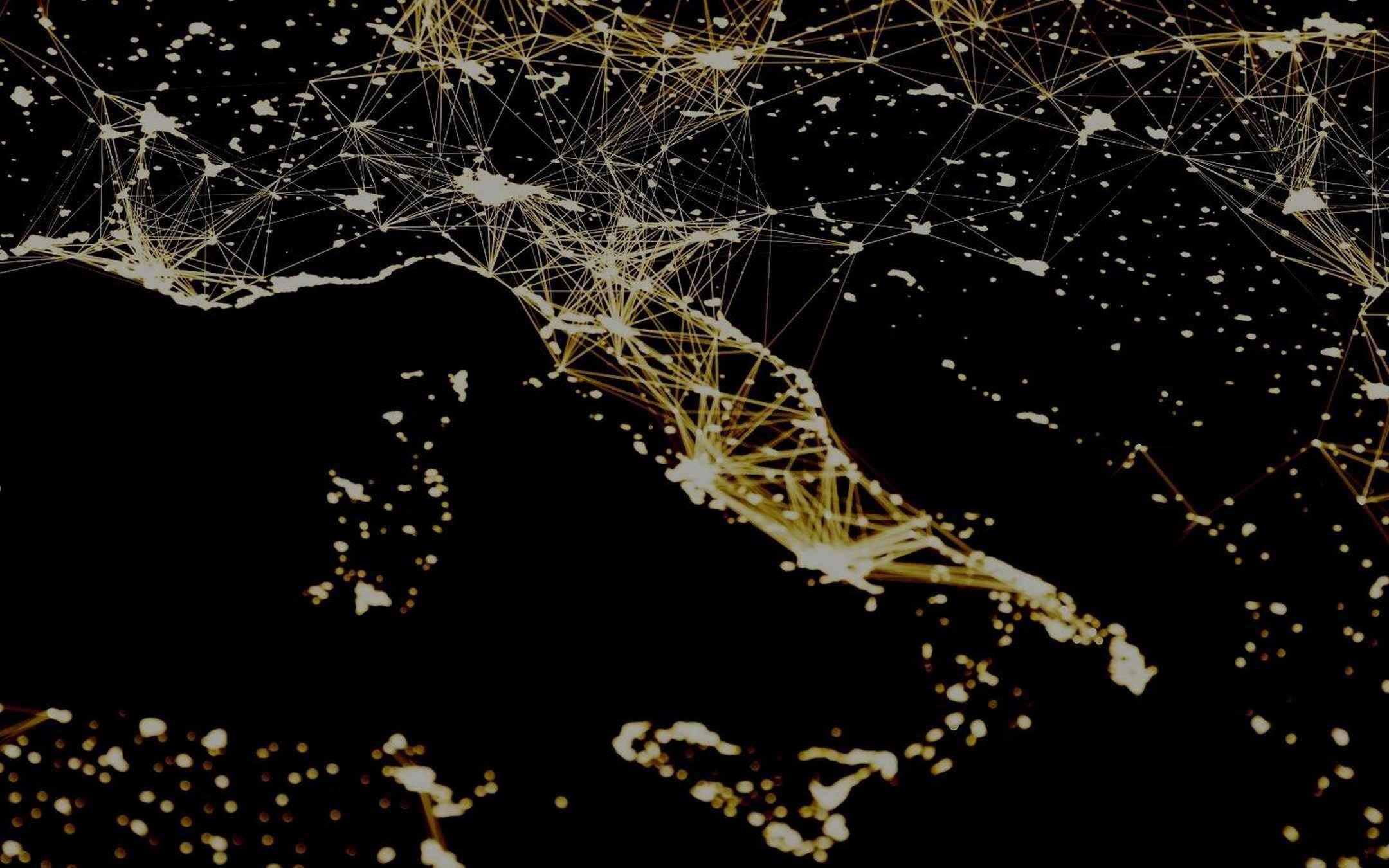 Open Fiber and Telespazio: broadband via satellite