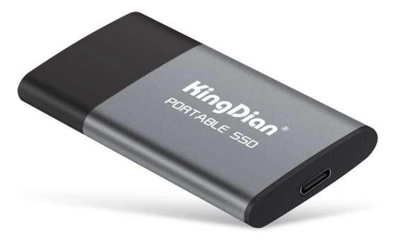 SSD portatile ultracompatto in offerta su Amazon