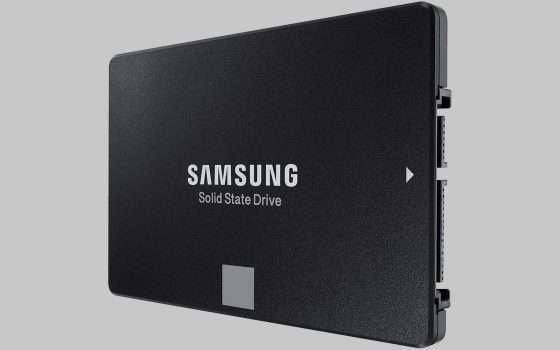 SSD Samsung 860 EVO 1 TB a 99,99 euro su Amazon