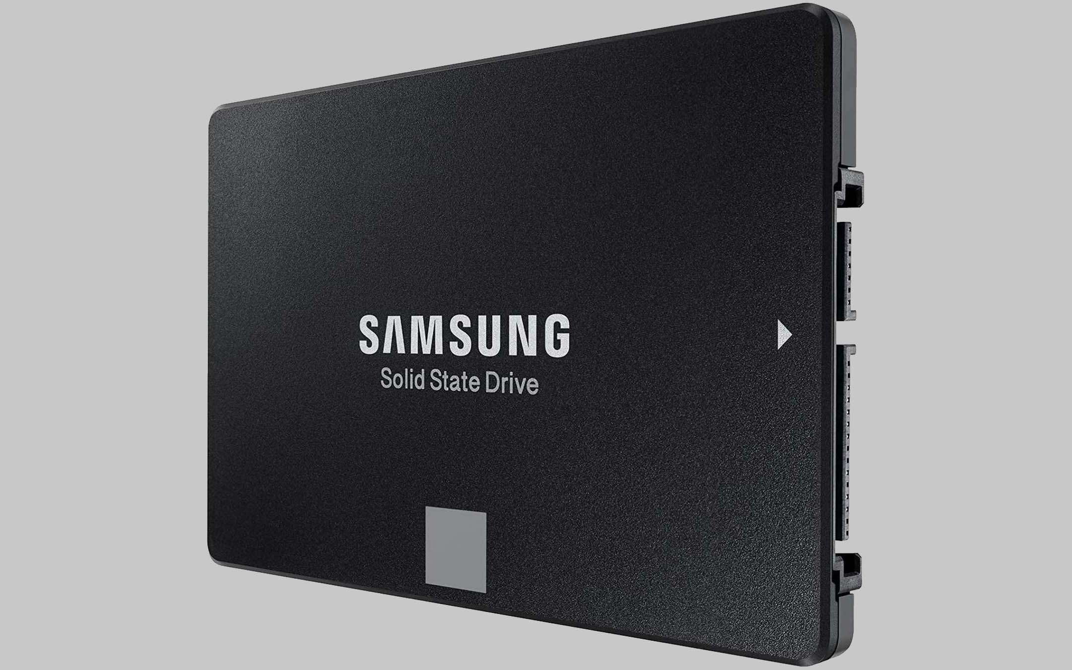 Samsung SSD 860 EVO from 1 TB on offer at 109 euros