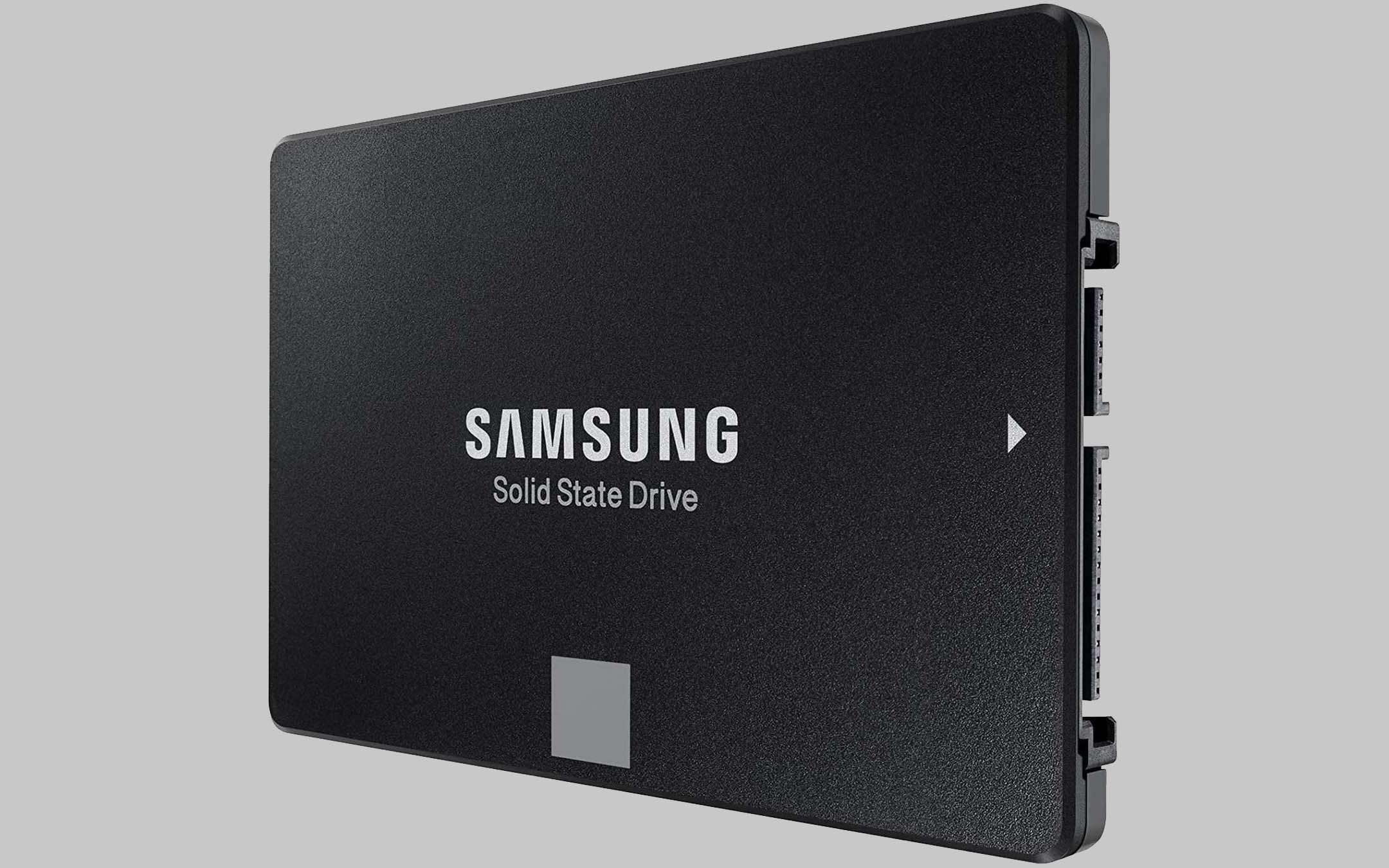 Samsung 860 EVO SSD 1 TB for 99.99 euros on Amazon