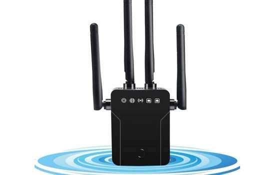 Router e Wi-Fi extender 4 in 1 in offerta su Amazon