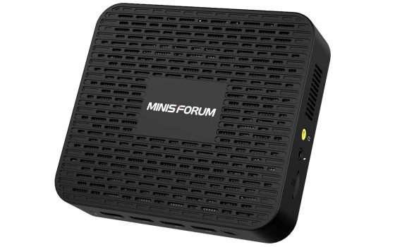 Mini PC Minis Forum con SoC e GPU Intel a poco più di 200€