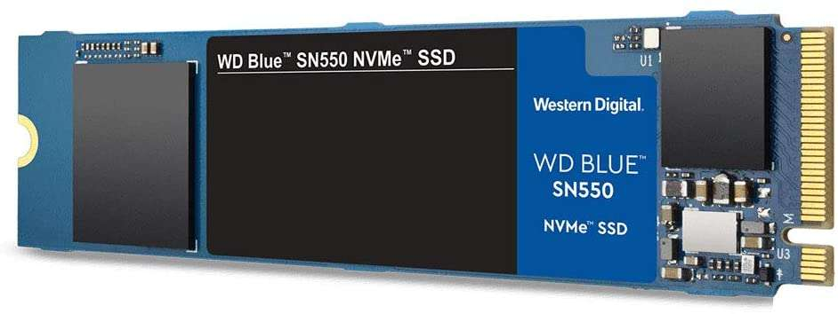 WD Blue SN550 PCI Express