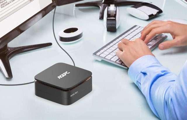 ACEPC AK1, il Mini PC con processore Intel e Windows 10
