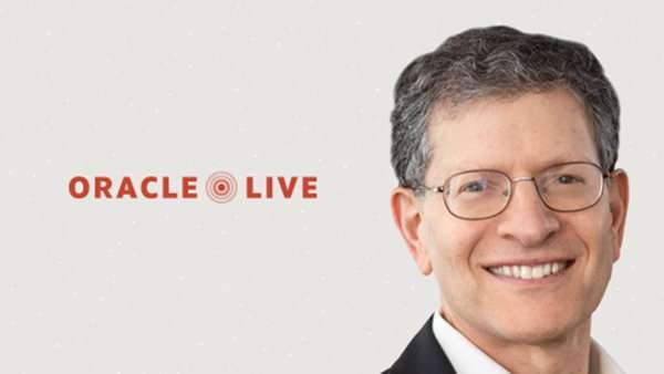 Andrew Mendelsohn, Executive Vice President Oracle Database Server Technologies di Oracle