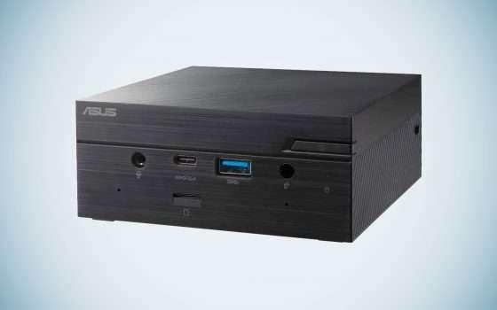Mini PC barebone ASUS al prezzo minimo su Amazon