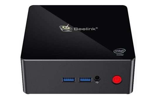 Mini PC Intel 4 core 8/128 scontato di 70 euro
