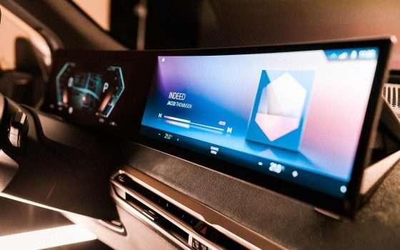CES 2021: BMW presenta il nuovo iDrive System