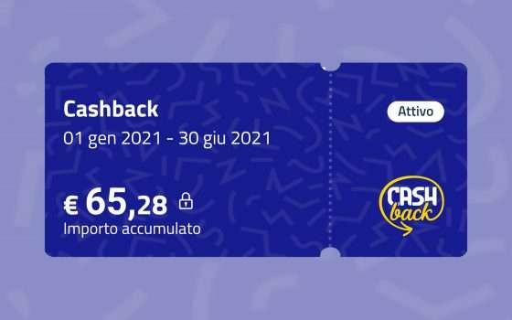 Super Cashback: classifica transazioni, 25 gennaio