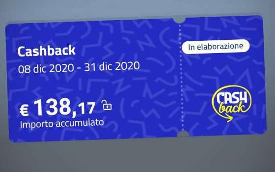 Cashback, il 3% dei cittadini ottiene il massimo