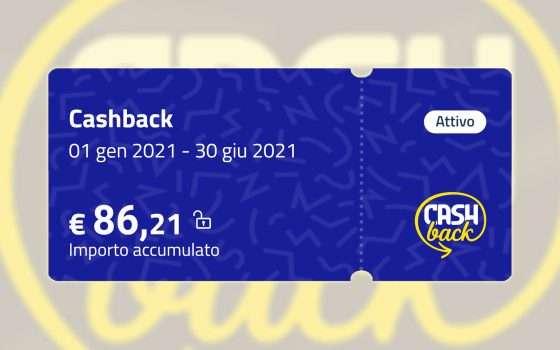 Super Cashback: classifica transazioni, 28 gennaio