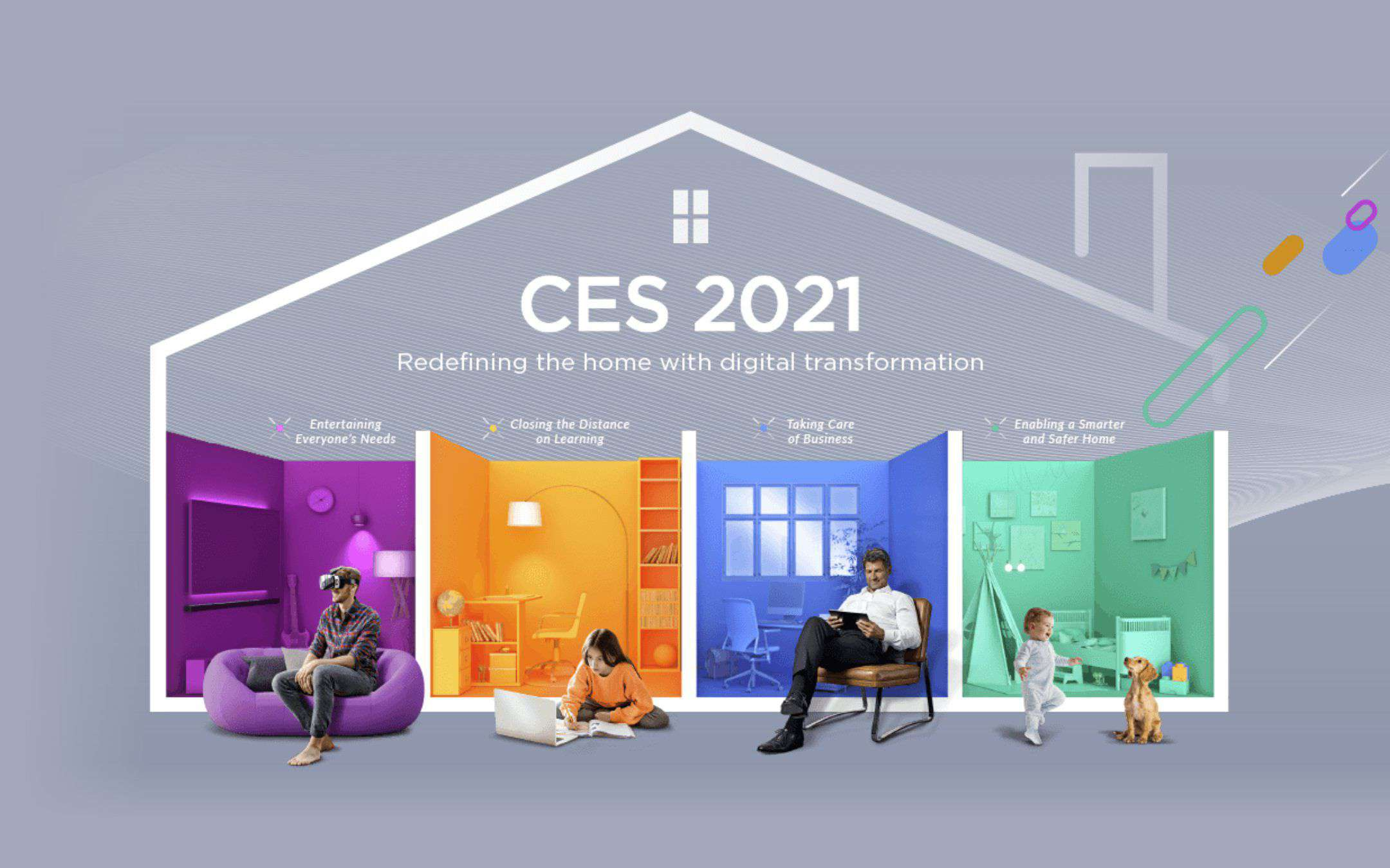 CES 2021: D-Link for home and office