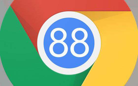 Google Chrome 88, fix per vulnerabilità zero-day