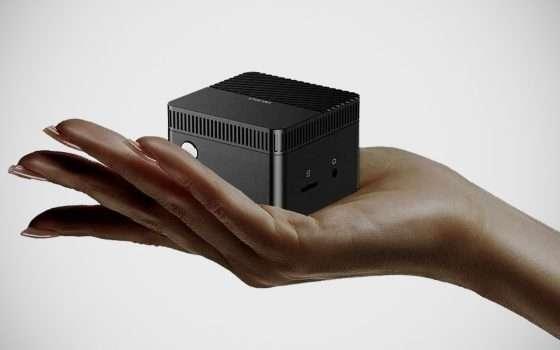 Chuwi LarkBox Pro, il Mini PC tascabile in offerta
