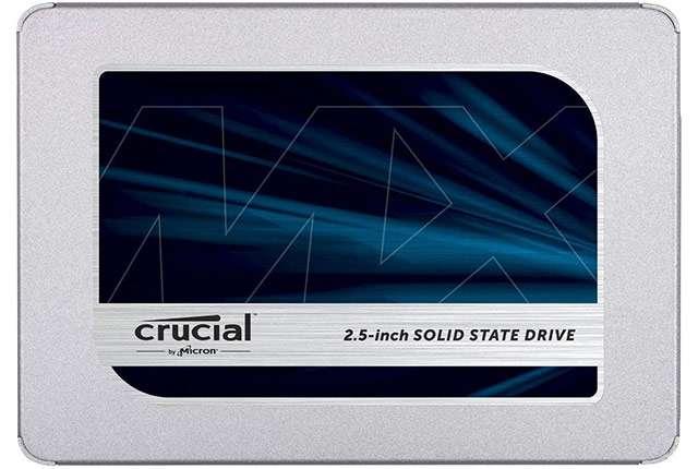 Crucial MX500, unità SSD da 2,5 pollici