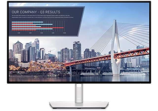 Lo schermo Dell UltraSharp 27 USB-C Hub Monitor