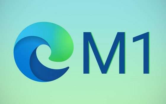 Microsoft Edge per Mac con Apple M1, ora in Beta