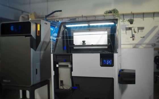 Stampanti 3D per l'industria: Formlabs Fuse 1