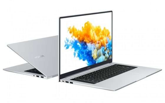 ces 2021 honor magicbook pro