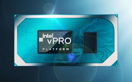 Intel vPro: velocità e sicurezza per il business