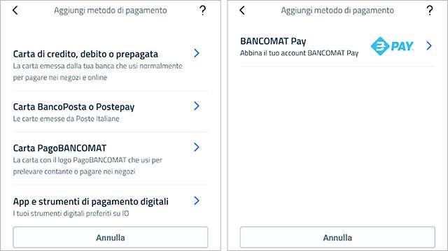 Ora è possibile maturare il Cashback di Stato anche pagando con Bancomat PAY