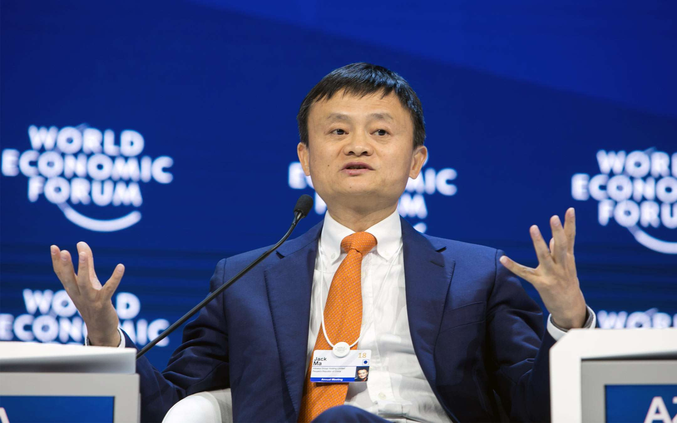 What happened to Jack Ma? Not seen since October