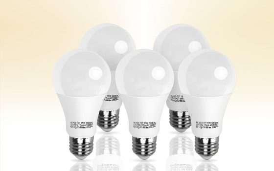 Lampadine LED, sconti su ogni formato
