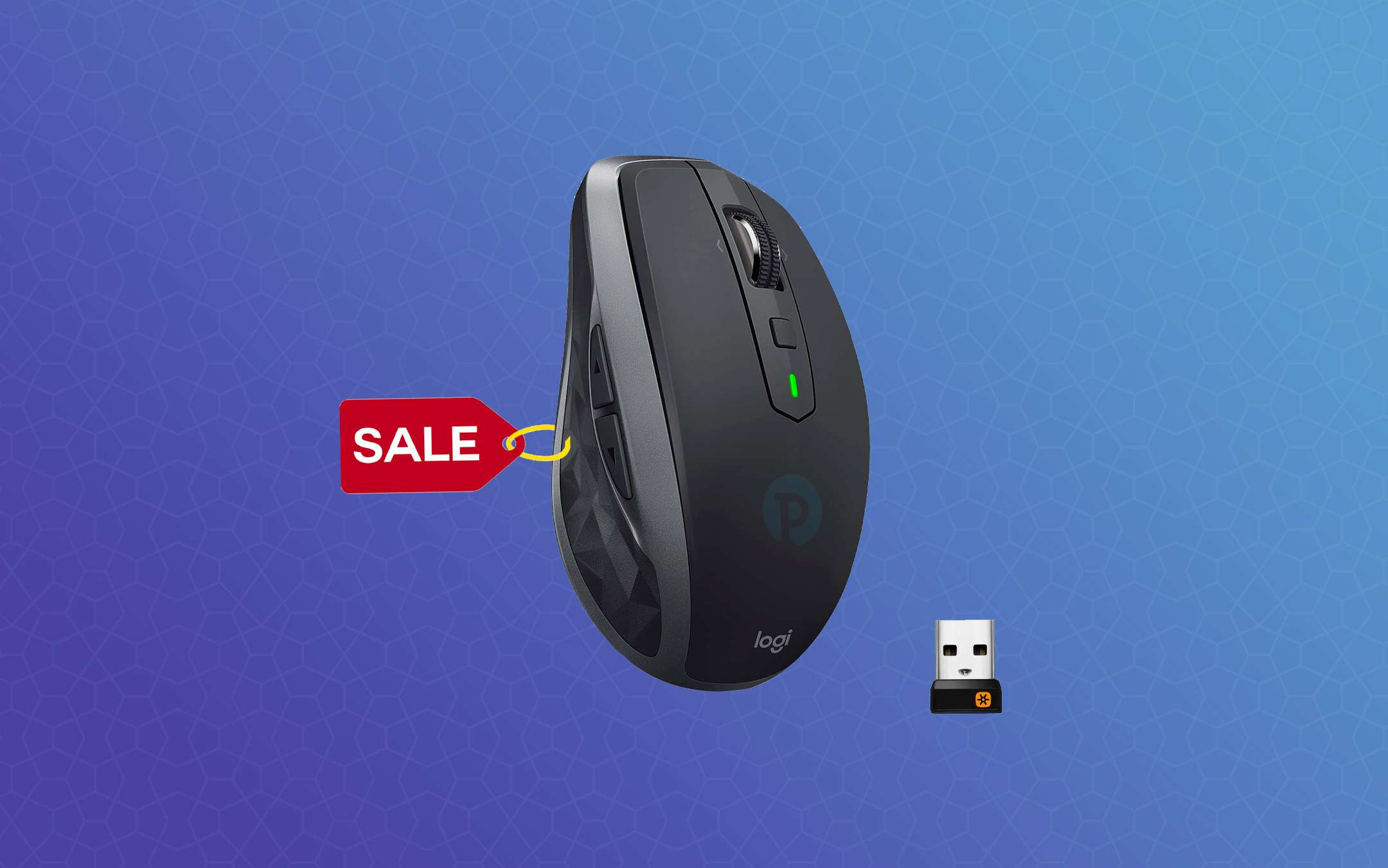 Logitech MX Anywhere 2S: wireless mouse on offer