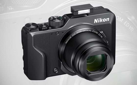 Nikon Coolpix A1000: l'offerta di Amazon a -20%
