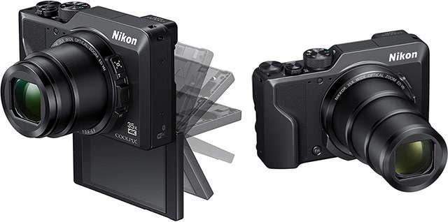 La fotocamera compatta Nikon Coolpix A1000