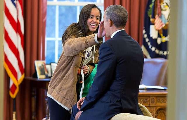 Una delle ultime foto caricate durante la Presidenza Obama sull'account Flickr della Casa Bianca